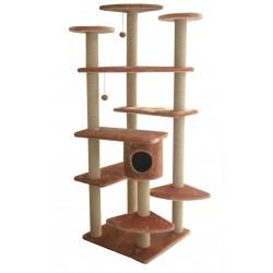 Комплекс «Maisa» для АКТИВНЫХ кошек, 70*70*190 см