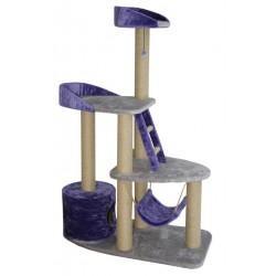Комплекс «Ingrid» с ДОМИКОМ и ПЛОЩАДКОЙ, для кошек, 55*105*150 см