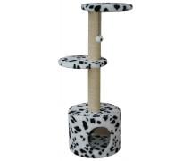 Домик «Lussi», круглый, для кошек, 39*107 см
