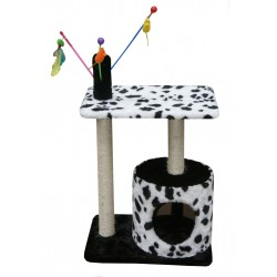 Домик «Demmy» маленький, для кошек, 40*55*90 см