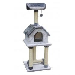 Домик «Naisy», для кошек, 44*44*115 см
