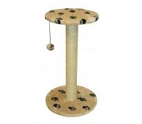 Когтеточка «Зонтик круглый», для кошек, высота разная