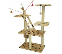 Когтеточка-комплекс «Laki», для кошек, 40*70*140 см