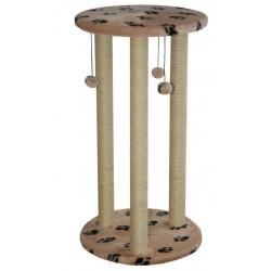 Когтеточка с тремя столбами, для кошек, высота разная