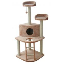 Комплекс «Kitty», угловой, для кошек, 55*55*130 см