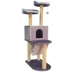 Комплекс «Sheiny» узкий, меховой, 40*65*135 см (артикул 15659-1)