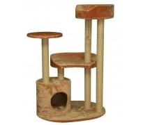 Комплекс «Alina» для КРУПНЫХ кошек, меховой, 60*90*110 см (артикул 15649)